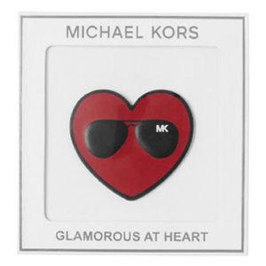 MichaelKors Glamorous at Heart Leather Bag Sticker